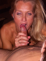 Hot MILF Kimmi loves sucking and fucking
