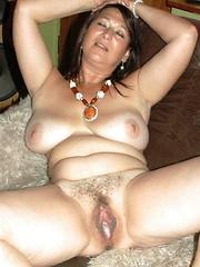 Mom wet mature big boobs