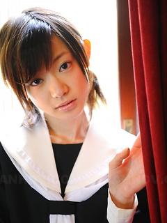 mature model Aoba Itou